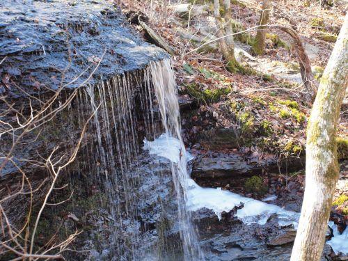 Stillhouse Hollow Falls