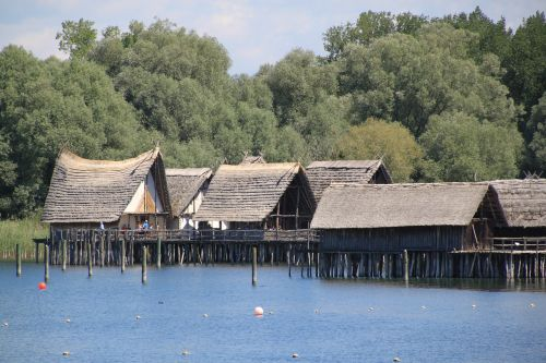 stilt houses archaeological open air museum uhldingen