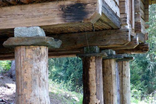 stilt houses celts village memory