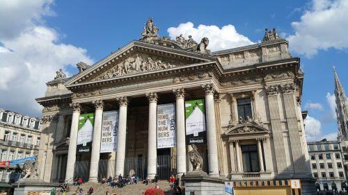 stock exchange belgium brussels