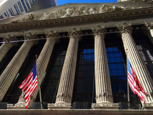 stock market us banking