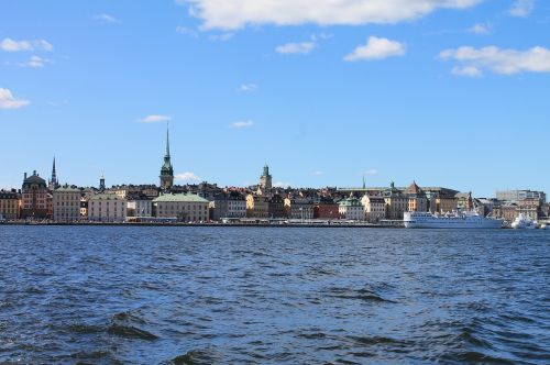 stockholm sea old town