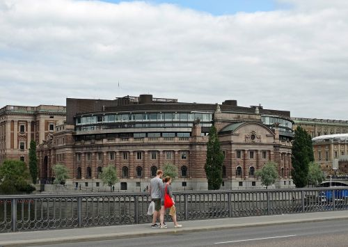 stockholm sweden reichstag