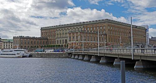 stockholm royal castle stadtschloss