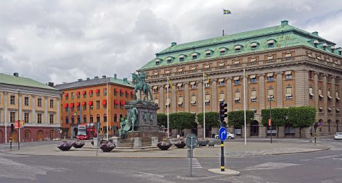 stockholm gustav-adolf-platz rondelle