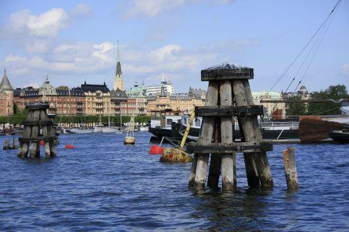 stockholm city landscape
