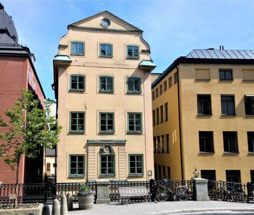 stockholm building architecture