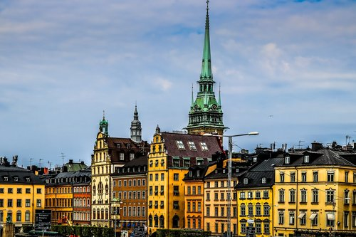 stockholm  city  travel