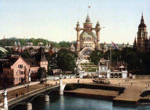 stockholm sweden photochrom