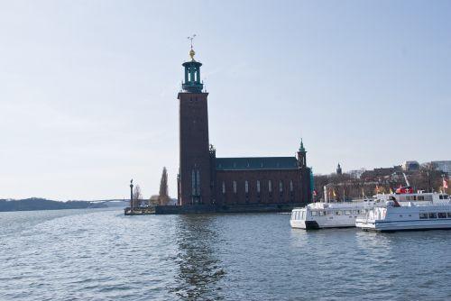 stockholm town hall nobel prize