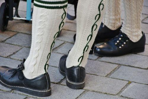stocking men's costume