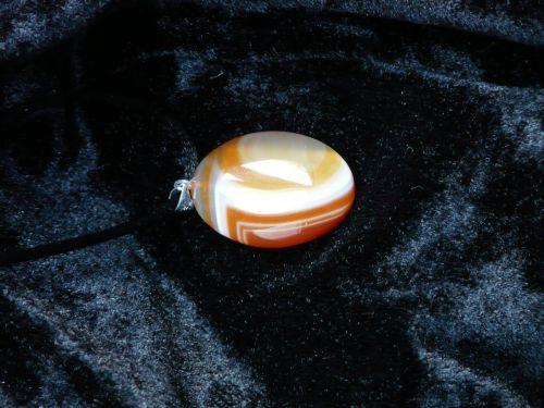 stone gem chain