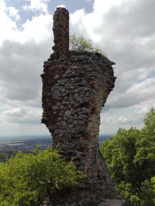 stone the ancient castle