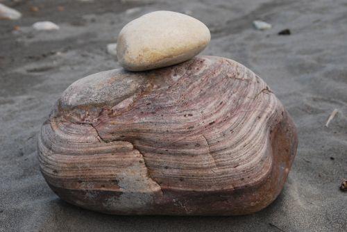 stone textured reddish