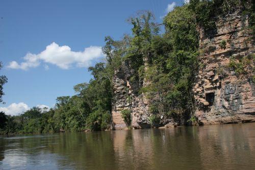stone the limestone river tangará rio