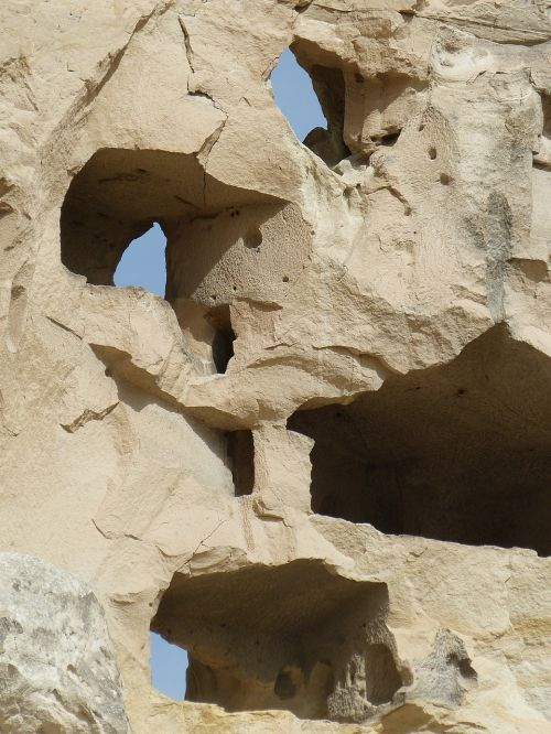 stone rock tufa