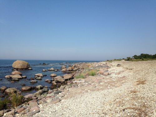 stone sea coastal