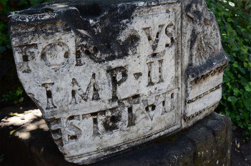 stone writing engraving