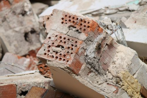stone crash demolition