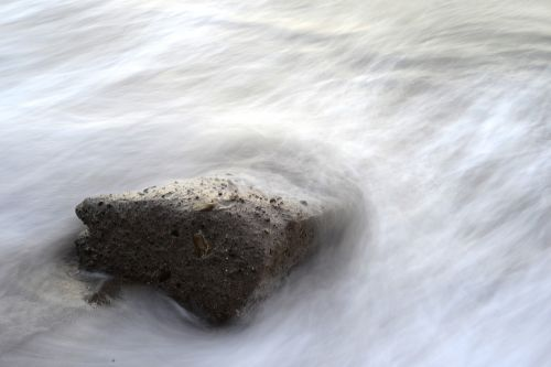 stone water wave