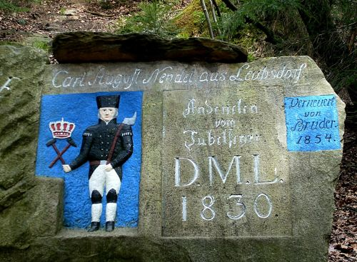 stone memorial stone bergmann
