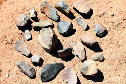 stone age  tools  middle stone age