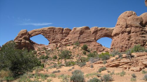 stone arch arch national park