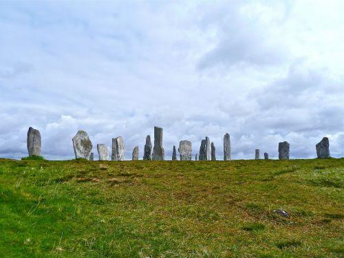 stone circle celtic stones