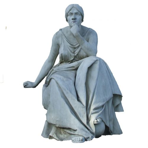 stone figure wiesbaden kurpark