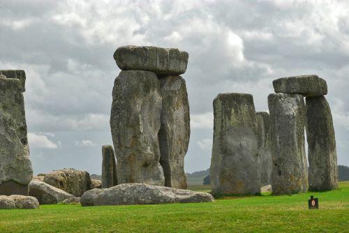 stonehenge hdr megalith