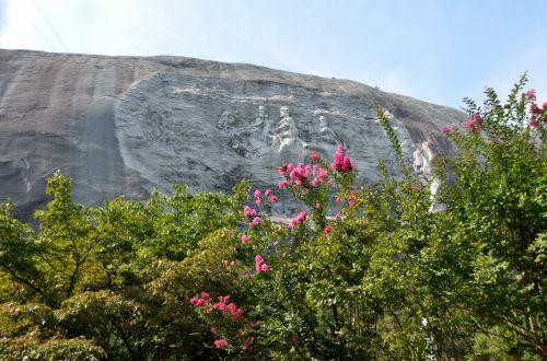 Stone Mountain Georgia Monument