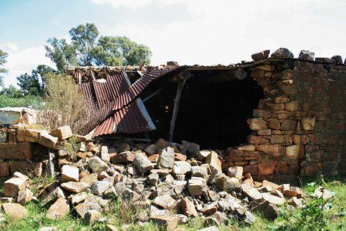 Stone Rubble Of Ruin
