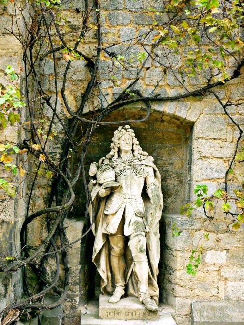 stone sculpture ernest augustus statue