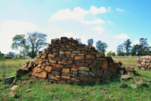 Stone Structure Ruins