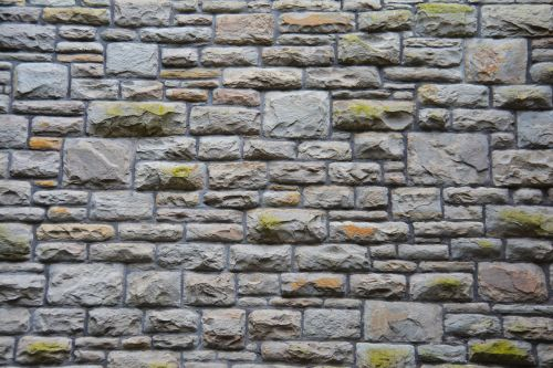 stone wall welsh wall stone