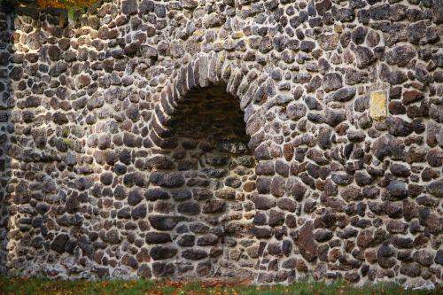akmeninė siena,grote,siena,feilenmoos,susitraukimo akmuo,žole akmuo,ludwigslust-parchim,sugadinti,pilies parkas,rasenerz,vejos eisensteinas,tikslas