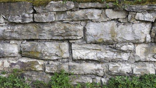 stone wall  quarry stone  natural stone
