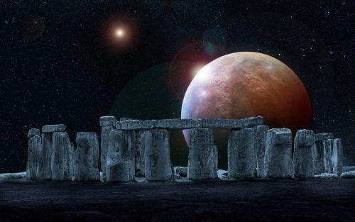 stonehenge mars star