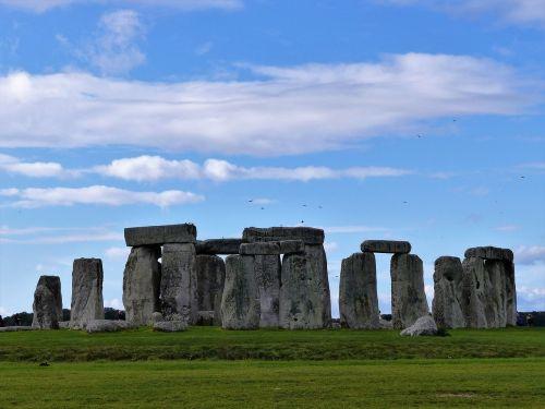 stonehenge england stones