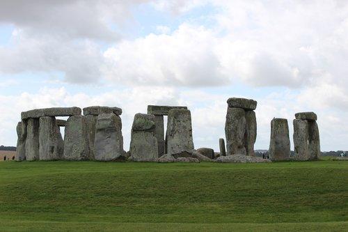 stonehenge  england  megalithic
