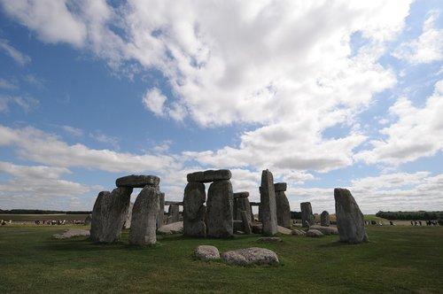 stonehenge  england  secret