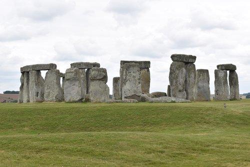 stonehenge  rock  england