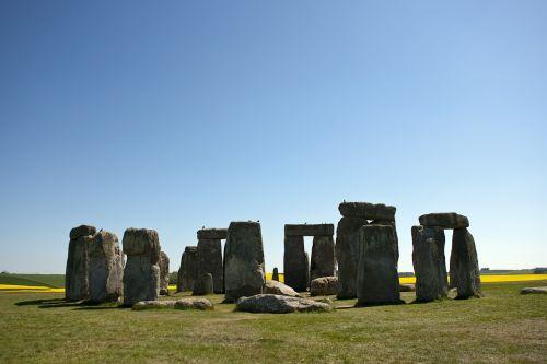 stonehenge monument pre-history