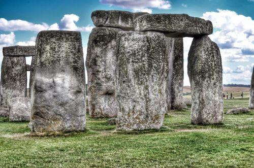 Stonehenge. England.