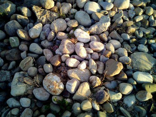 stones pebbles texture
