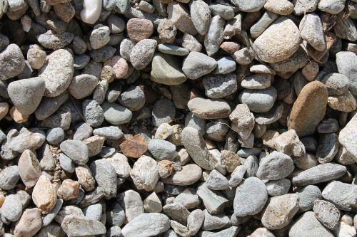 stones background grey