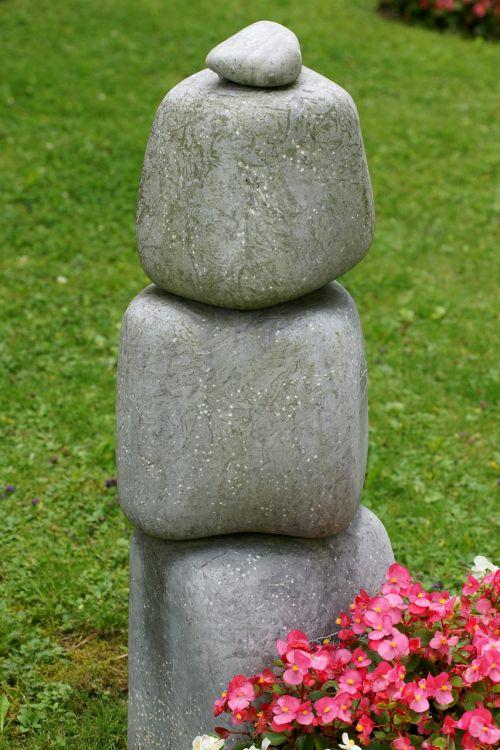 stones contemplative contemplation