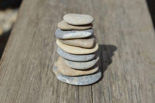 stones stack pile of stones