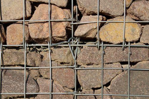 stones stone gabion