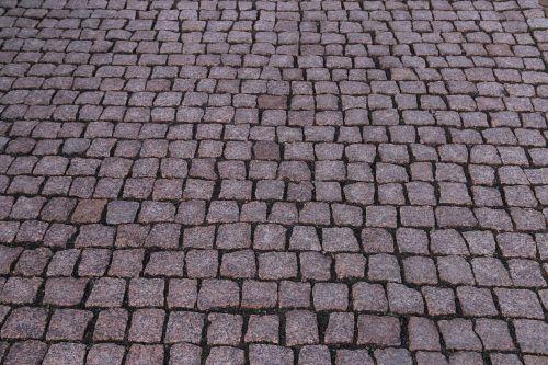 stones paving stones cobblestones